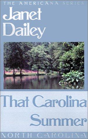 That Carolina Summer (Americana)