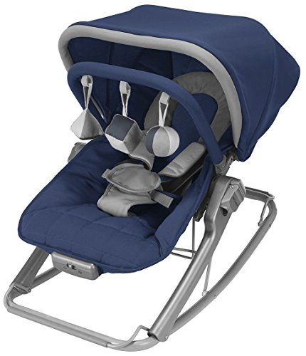 Maclaren Rocker - Medieval Blue/Penguin Gray by Maclaren