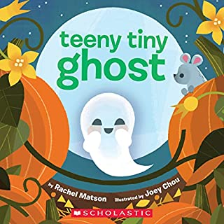 Book Cover: Teeny Tiny Ghost