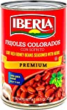 Iberia Ready to Eat Red Kidney Beans in Sauce, 15.7 Ounce (Pack of 24)