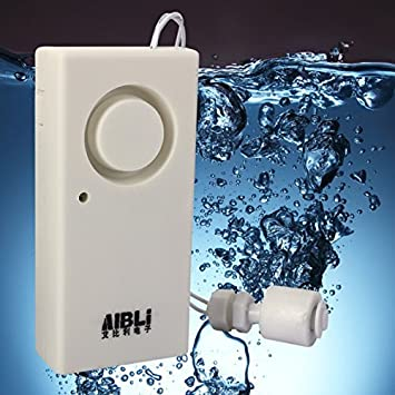 ungfu Mall alarma de nivel de agua para bañera tanque piscina pecera calentador solar detector de fugas de agua Sensor de Full, 2 m: Amazon.es: Hogar