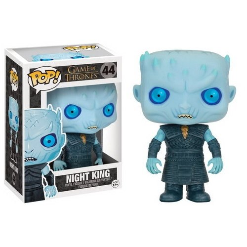 Funko POP Game of Thrones: Night King Action Figure ()