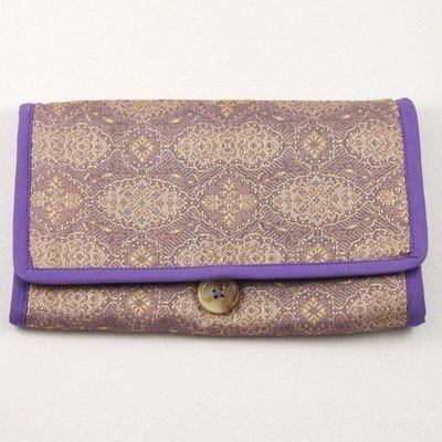 Knitter's Pride Violet Dream Interchangeable Needle Fabric Case 800124 by Knitter's Pride