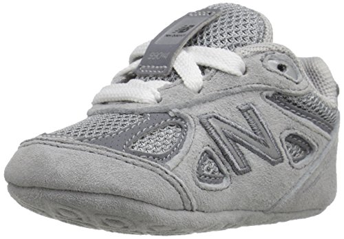 grey Shoe infant Running Balance grey Grey Crib Infant Kj990v4 New 0 Us Grey M wqIX40x
