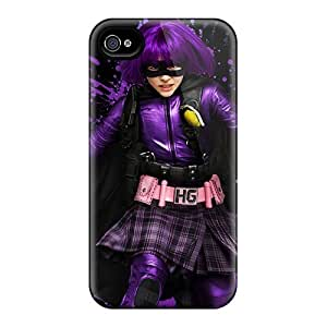 Protector Hard Phone Case For Iphone 6 With Custom HD Kick Ass 2 Hit Girl Pattern PhilHolmes