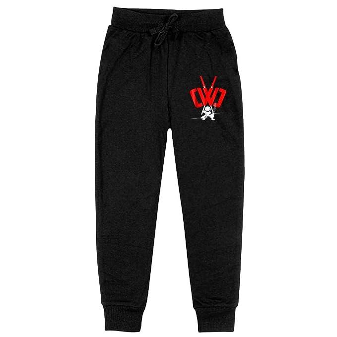 Amazon.com: Kids Cotton Sweatpants CWC Chad Wild Clay Ninja ...