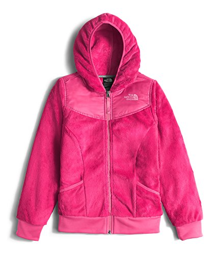 Womens Oso Hoodie Jackets (The North Face Girls Oso Hoodie,Cabaret Pink,US M)