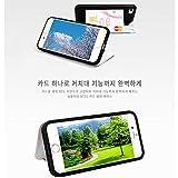 iPhone XR Case, BTS BT21 Official Card Bumper Phone Case (Designed by Bangtan Boys) Kpop