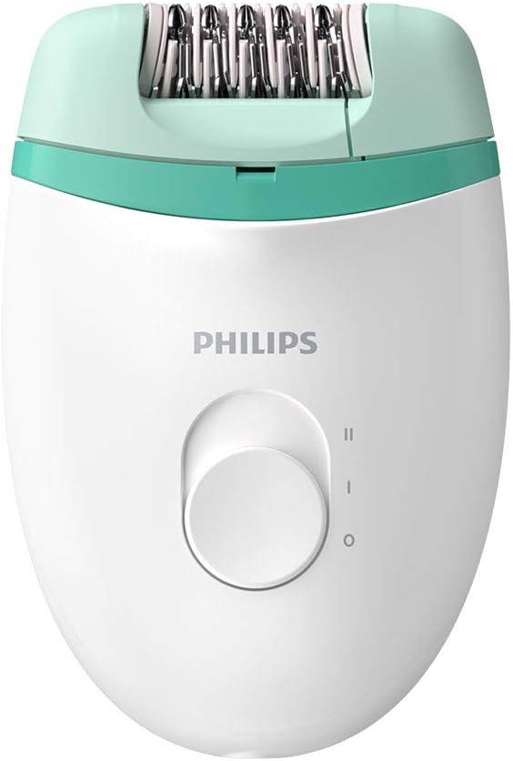 Philips Satinelle Essential Epilator - The Best Wet or Dry Epilator for Short Hair