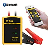 AUTOOL Direct Auto Battery Load Tester 100-2400 CCA Bluetooth Battery Health Wireless Diagnose Bad...