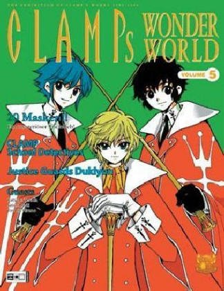 CLAMPs Wonderworld