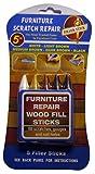 Furniture Touch up Scratch Repair Wood Fill Sticks 5 Colors