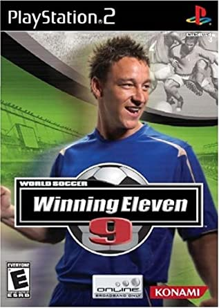 Amazon Com World Soccer Winning Eleven 9 International Playstation 2 Artist Not Provided Video Games