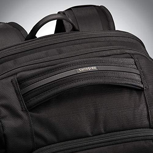 51SR7j%2B6N7L - Samsonite Tectonic Lifestyle Sweetwater Business Backpack, Black, One Size