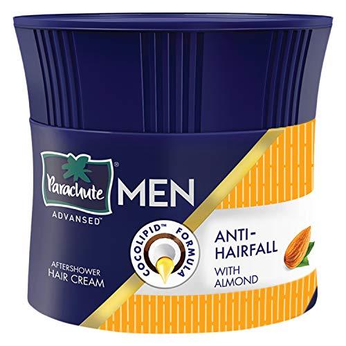 Parachute Advansed Men Hair Cream, Anti-Hairfall,With Almond Oil, 100 gm