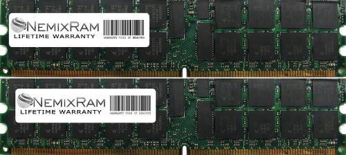 2x2GB A0751671 A1461052 4GB PC2-3200 Memory Dell PowerEdge 1800 1850 1855