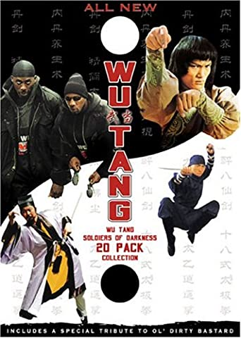 All New Wu Tang: Wu Tang Soldiers of Darkness Collection (Wu Tang Dvd Collections)