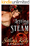 Letting Off Steam (Steampunk Seductions Book 1)