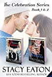 download ebook the celebration series, 2 book set: includes tangled in tinsel, book 1 & tears to cheers, book 2 of the celebration series pdf epub