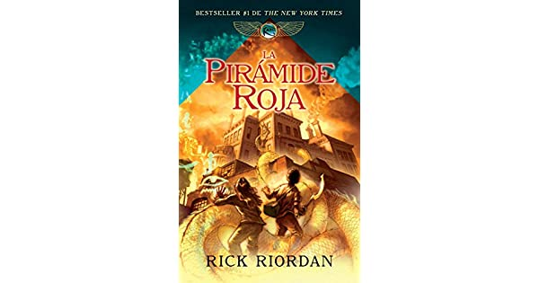 Amazon.com: La pirámide roja: Las crónicas de Kane, libro 1 ...