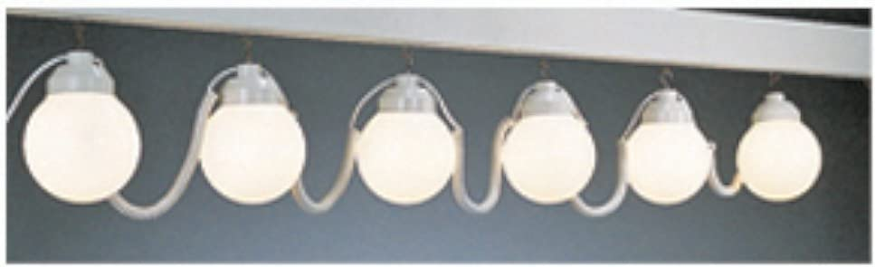 Polymer Products 1601-00515 Globe String Light