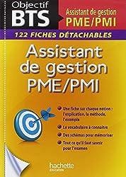Assistant de gestion PME/PMI : 122 fiches détachables