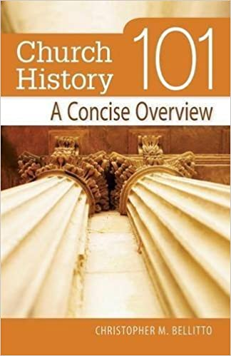 Church History 101: A Concise Overview by Christopher Bellitto PhD (2008-03-15)