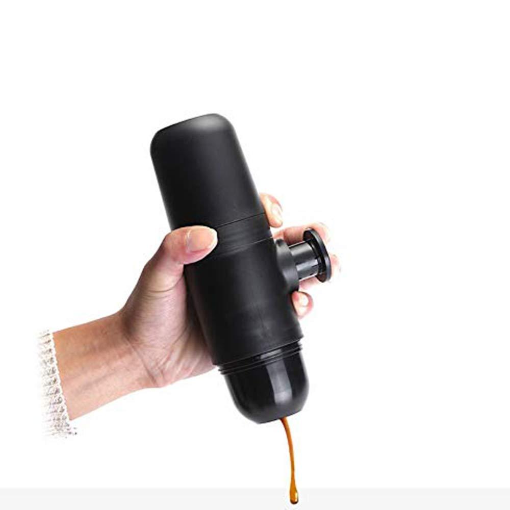 KTM Máquina de café Espresso Manual portátil Taza de café Manual ...
