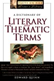 A Dictionary of Literary and Thematic Terms, Edward Quinn, 0816043949