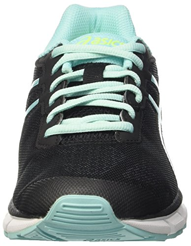 Aruba Gel Black Asics Safety Gymnastique Yellow Blue Nero Femme Impression 9 wnZ0FTgq0