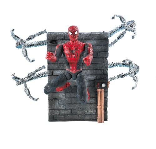 SpiderMan 2 Movie Action Figure Spider Sense SpiderMan]()