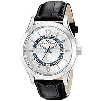 Lucien Piccard Men's LP-40020-02S Oxford Analog Display Quartz Black Watch