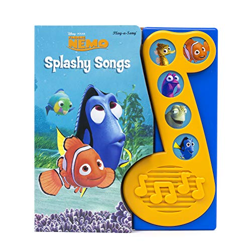 Disney Pixar - Finding Nemo Splashy Songs Sound Book - PI Kids