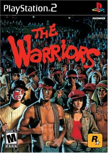 The Warriors - PlayStation 2 -  Rockstar Games, 27163