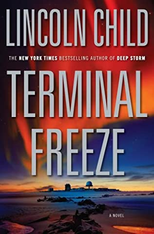 book cover of Terminal Freeze