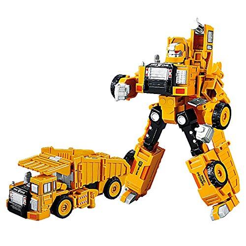 Dog Bee Costume Uk (mk. park - Children Model Engineering Vehicle Deformation Educational Developmental Toy New (Truck))