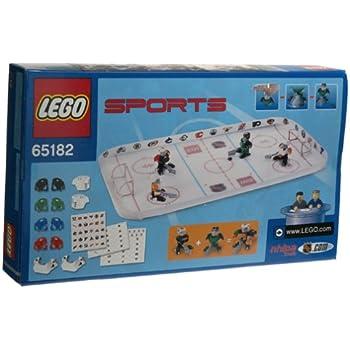 Lego Roller Skating Rink