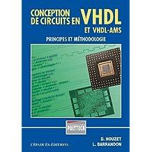 Conception de circuits en VHDL, principes et méthodologie