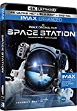 Space Station - 4K UHD - IMAX Enhanced [Blu-ray]