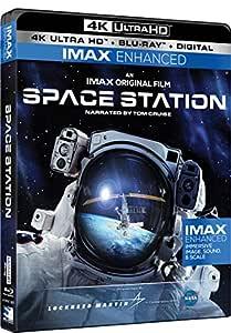 Space Station - 4K UHD - IMAX Enhanced [Blu-ray]