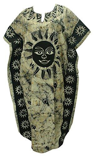 LA a di signore 1 LEELA batik tutto cotone pi 100 FxqFR6r