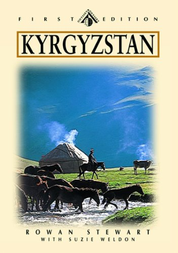 Kyrgyzstan (Odyssey Illustrated Guides)