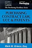 Purchasing Contract Law, Mark Grieco, 0945456301