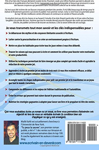 6712817432f Amazon.fr - Devenir écrivain  Comment écrire