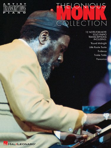 - Thelonious Monk - Collection: Piano Transcriptions (Artist Transcriptions)