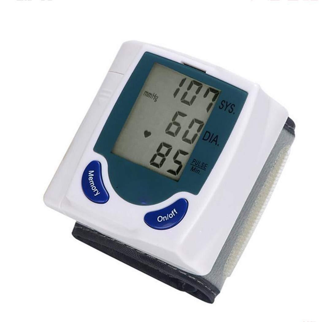 Qenci Wrist Digital Blood Pressure Monitor Tonometer Health Care Blood Pressure Monitors by Qenci (Image #2)