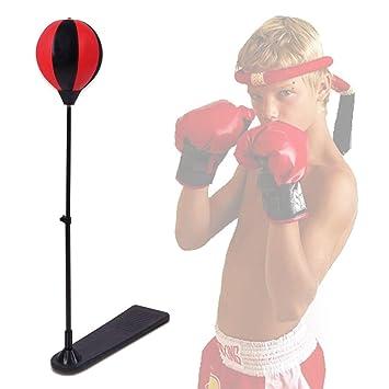 Boxeo Juguetes Pelota Los Combinación Niños De Lorenlli ZOXPkTlwiu
