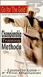 Championship Taekwondo Training Methods [VHS]