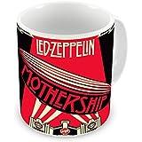 Caneca Led Zeppelin Mothership