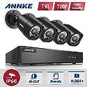 ANNKE 8-Channel HD-TVI 1080P